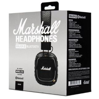 """Brand New"" Marshall Major II Bluetooth Headphones $75"