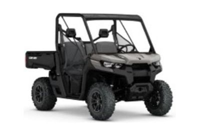 2017 Can-Am Defender DPS HD10 Side x Side Utility Vehicles Eureka, CA