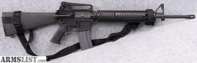 For Sale: Colt AR-15a4