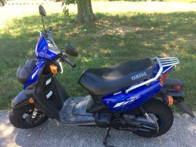 2009 Yamaha ZUMA 50