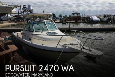 2000 Pursuit 2470 WA