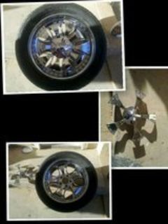 Rims & Spinners