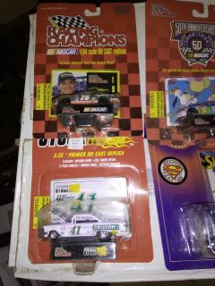 Nascars collectables