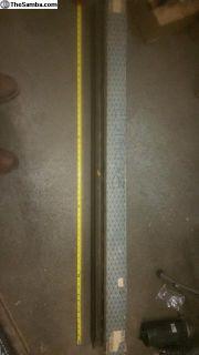 Double Cab Bulk Head Pad 265867635 NOS 68-79