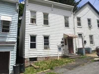5 Bed 1 Bath Foreclosure Property in Troy, NY 12180 - Mann Ave