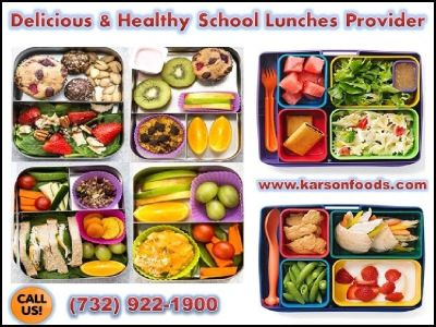 Karson Foods | School Lunches Program in NJ – Call 732-922-1900