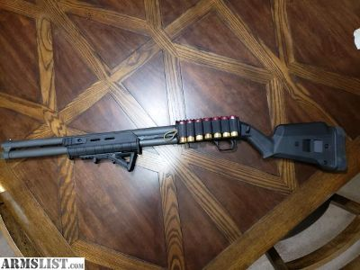 For Sale: Mossberg 500