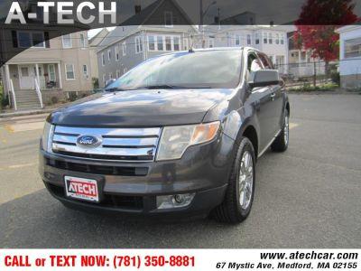 2007 Ford Edge SEL (Carbon Metallic)