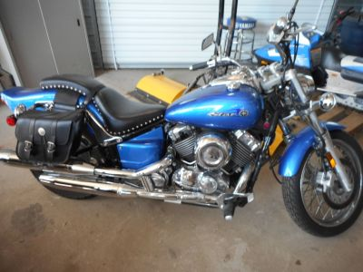 2009 Yamaha V Star 650 Custom Cruiser Motorcycles Belvidere, IL