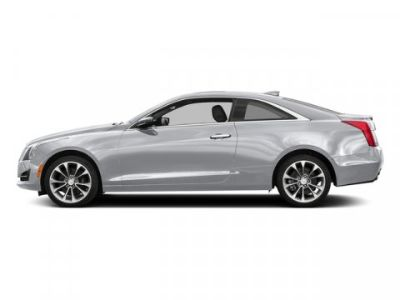 2017 Cadillac ATS Coupe RWD (Radiant Silver Metallic)