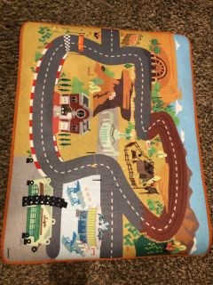 DISNEY CARS ROLLOUT PLAY RUG