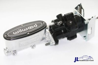 Sell 55-57 Chevy Bel Air Hydroboost Brake Kit w/ Polished Wilwood Master Cylinder motorcycle in Harrisonburg, Virginia, United States, for US $679.95