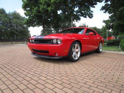 2009 Dodge Challenger SRT8 (Red)