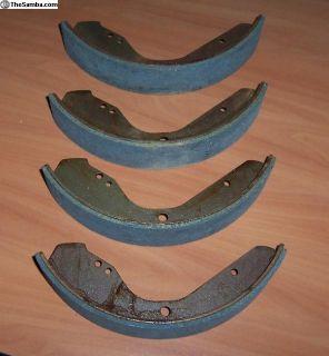 Brake Shoes Super Beetle Front 71-79