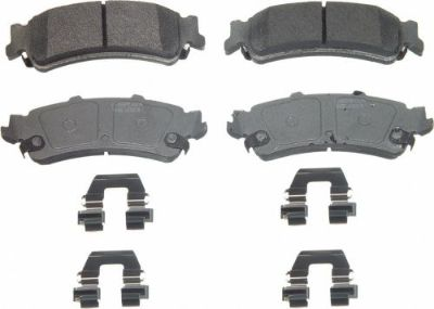 Sell Disc Brake Pad-ThermoQuiet Rear WAGNER QC792B motorcycle in Azusa, California, United States, for US $44.29