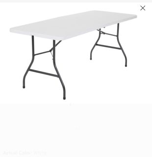 ISO Folding Tables