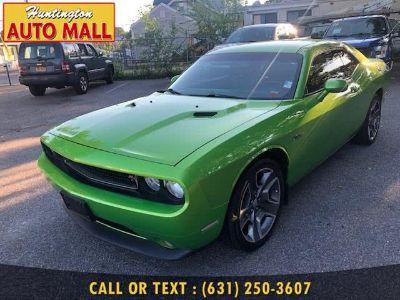 2011 Dodge Challenger R/T (Green)