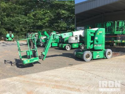 2011 JLG E300AJP Electric Articulating Boom Lift