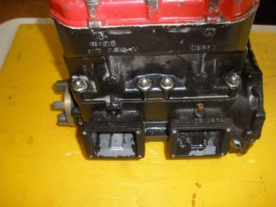 Find KAWASAKI 650 CYLINDER CRANK CASE MOTOR ENGINE SX X2 TS SC motorcycle in Davisburg, Michigan, United States, for US $399.00