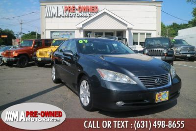 2009 Lexus ES 350 Base (Smoky Granite Mica)