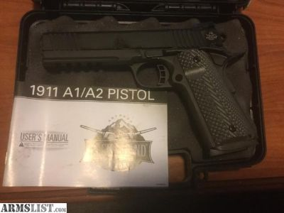 For Sale/Trade: TAC ULTRA FS - 45 ACP
