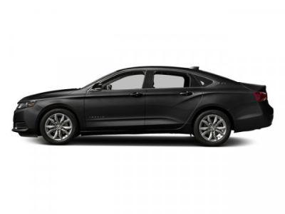 2018 Chevrolet Impala LT (Black)