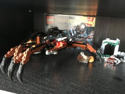 LEGO Shelob Attacks- Lord of the Rings