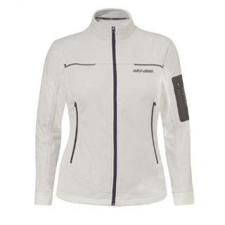 Find Ski-Doo Ladies Technical Fleece Jacket - White motorcycle in Sauk Centre, Minnesota, United States, for US $69.99