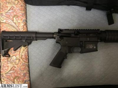 For Sale: NEW SMITH AND WESSON MP15 M&P15 LOWER