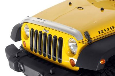 Find AVS 25942-C 06-10 Jeep Commander Bug Deflector Clear Paintable Hood Shield Visor motorcycle in Birmingham, Alabama, US, for US $61.81