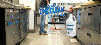 ONECLEAN CONCENTRATED SUPER CLEANER DEGREASER 1 QT