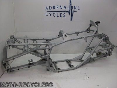 Find 06 Outlaw 500 Frame chasis 9 A motorcycle in Corbin, Kentucky, United States, for US $300.00