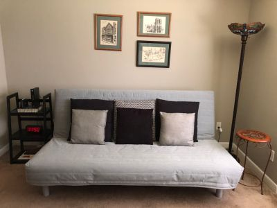Ikea Futon with Matress and Cover