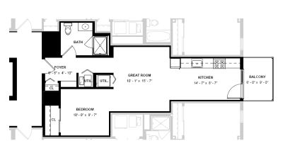 All New Old Town 23 Unit Luxury Rentals - Private Balconies, Roof Deck, Dog Run, Garage Parking