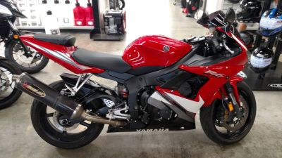 2005 Yamaha YZF-R6 SuperSport Motorcycles Fremont, CA