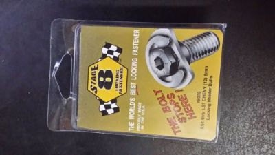 Buy Stage 8 Locking Header Bolt Kit 8900 motorcycle in Phoenix, Arizona, United States, for US $65.82