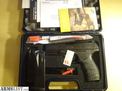 For Sale: WALTHER PPQ 2 45 CAL