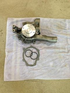 Sell Mercedes Benz Truck Water Pump Atego, Econic, Axor, Unimog, Zetros. motorcycle in Twin Falls, Idaho, US, for US $219.98