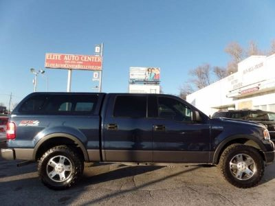2004 Ford F-150 FX4 4dr SuperCrew 4WD Styleside 5.5 ft. SB