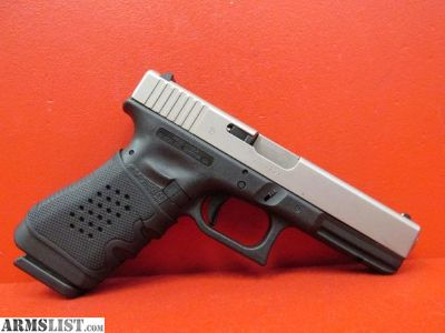 """For Sale: Glock G22 Gen3 .40S&W 4.49"""" NiB Semi Auto Pistol"""