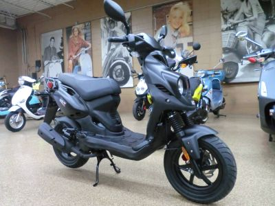 2019 Genuine Scooters Roughhouse 50 Sport 250 - 500cc Scooters Downers Grove, IL
