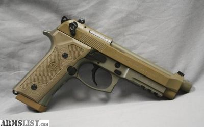 For Sale: Beretta M9A3, FDE, Threaded Barrel