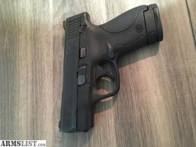 For Sale: Smith & Wesson M&P Shield