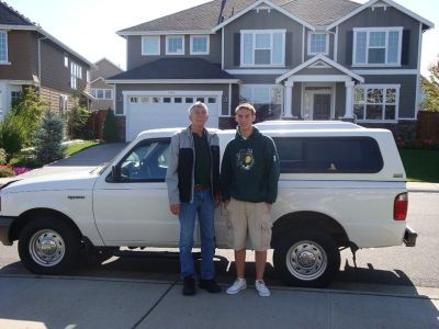 LEER Ranger/Tacoma Camper Shell $200