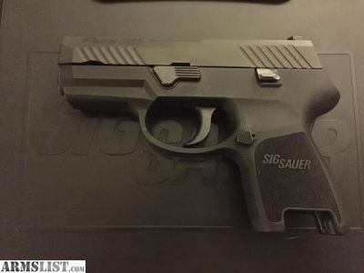 For Trade: P320 Compact and Subcompact