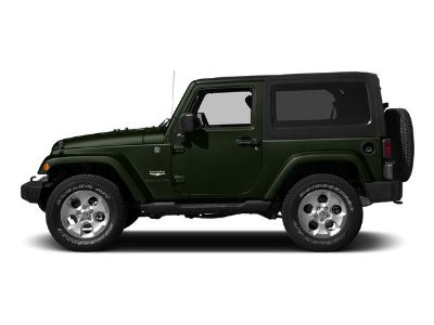 2015 Jeep Wrangler Rubicon (Tank Clearcoat)