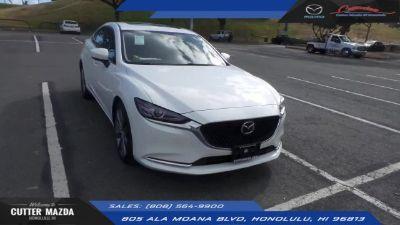 2018 Mazda Mazda6 Grand Touring Reserve (Snowflake White Pearl Mica)