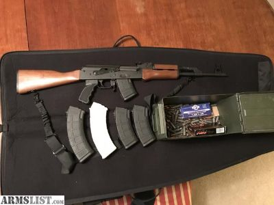 For Sale: AK47 RAS47
