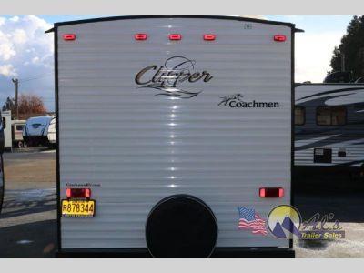 New 2016 Coachmen RV Clipper Ultra-Lite 17BH