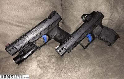 For Sale/Trade: Walther PPQ Q5 Match 9mm